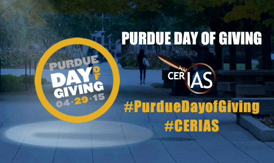 Purdue Day of Giving - April 29th, 2015