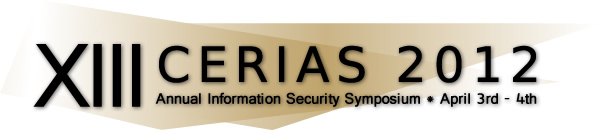 CERIAS Annual Information Security Symposium - April 3rd - 4th 2012
