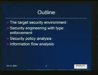 Information Flow Analysis in Security Enhanced Linux