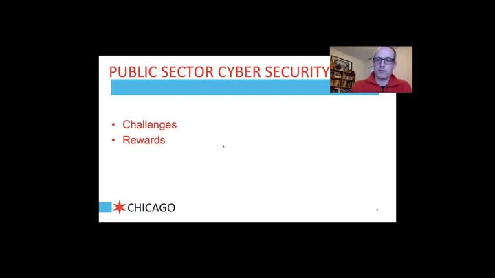 Public Sector Cyber Security 2020: Challenges and Rewards
