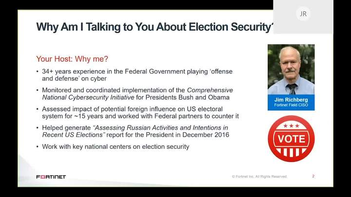 "Election Security in the Age of COVID-19: Risk Management in the face of a ""Perfect Storm"""