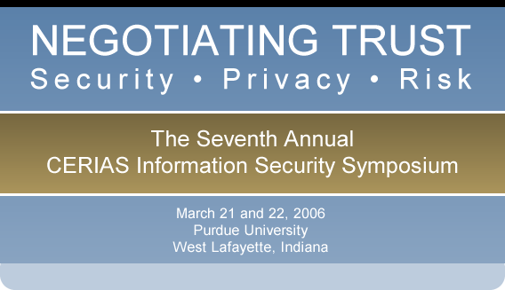 Seventh Annual Information Security Symposium