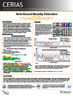 Verb-Based Novelty Detection