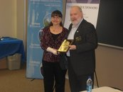 2009 CERIAS Pillar Award, Mary Jo Maslin