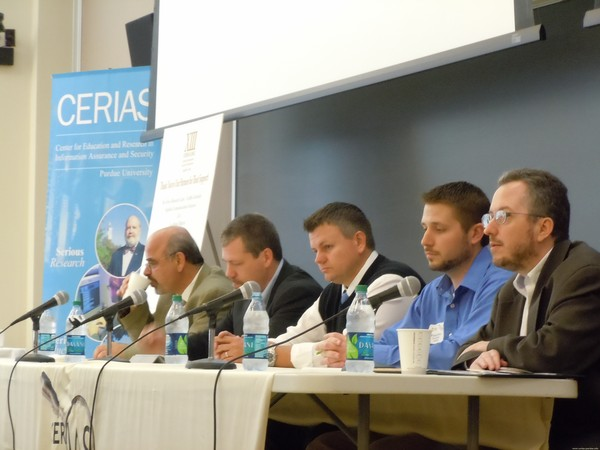 Panel #1: SCADA and Security
