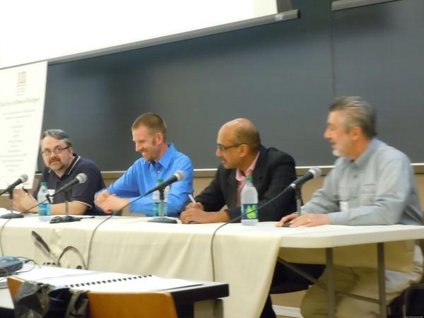 Panel #2: Big Data Analytics