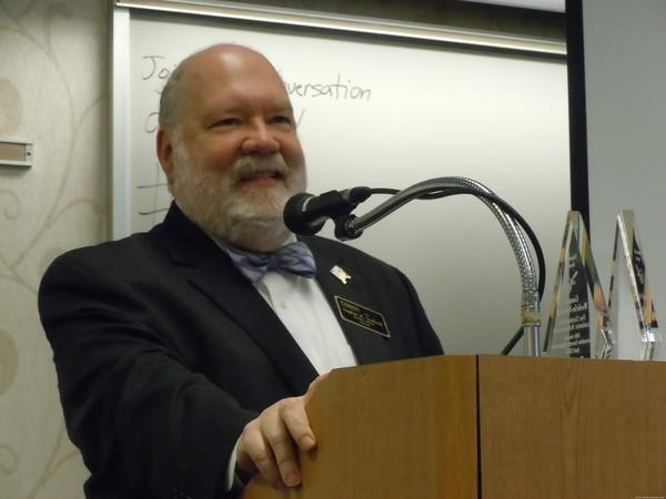 CERIAS Executive Director Prof. Eugene Spafford