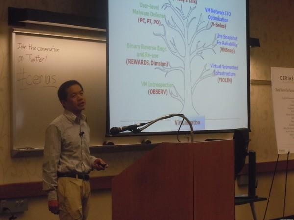 Dongyan - Professor, Computer Sciences and CERIAS Fellow, Purdue University
