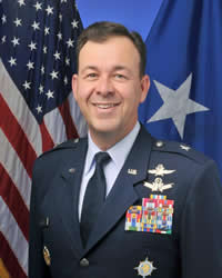 Photo of Gen. Greg Touhill (USAF Retired)